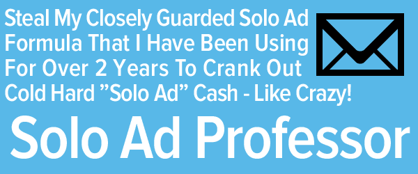solo ad professor videos