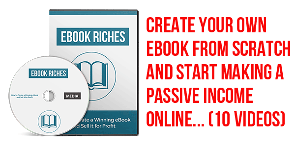 Ebook Riches Videos