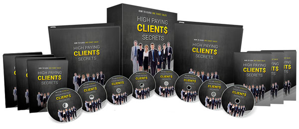 High Paying Clients Secrets Videos